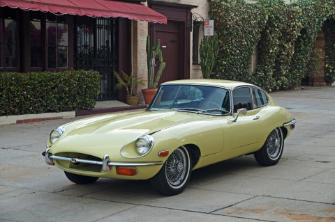 1970 Jaguar E-Type FHC for sale
