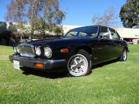 1985 Jaguar XJ Vanden Plas for sale