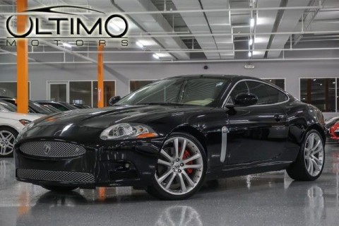 2007 Jaguar XK XKR for sale