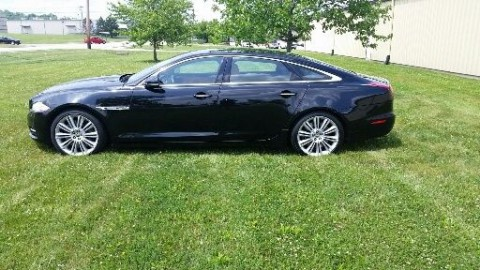 2011 Jaguar XJL for sale