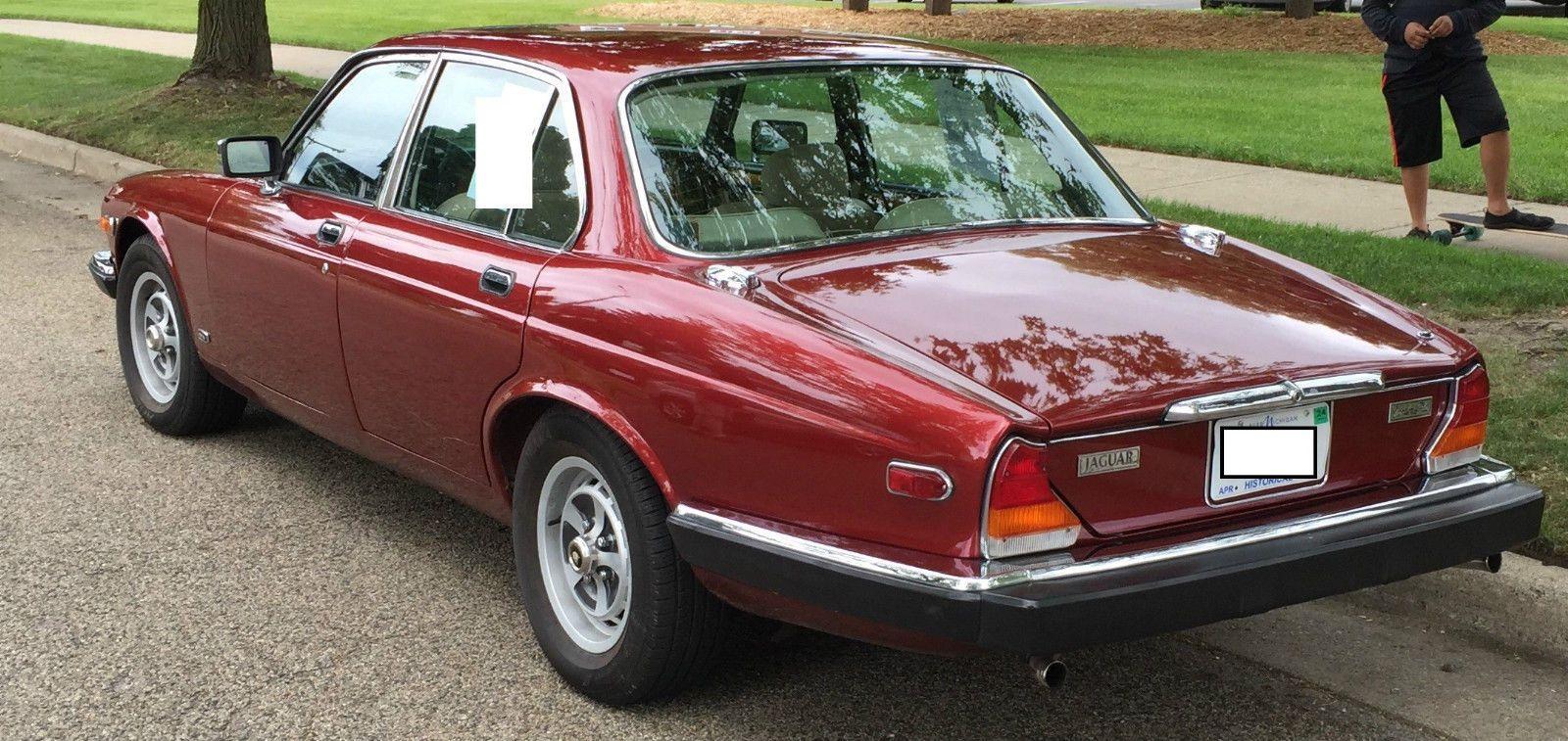 1984 Jaguar XJ Vanden Plas Sedan for sale