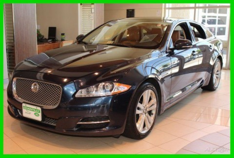 2011 Jaguar XJ 4DR for sale