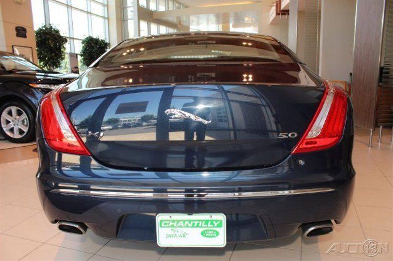2011 Jaguar XJ 4DR