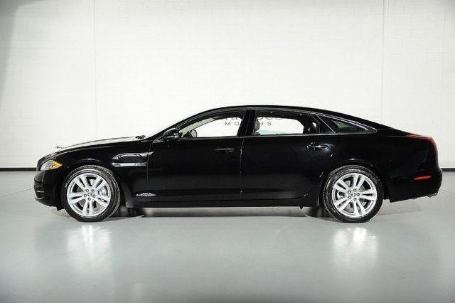2011 Jaguar XJ XJL LWB