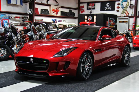 2015 Jaguar F-Type Coupe for sale
