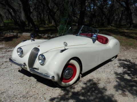 1952 Jaguar XK 120 Roadster, Numbers match, Professionally Restored for sale