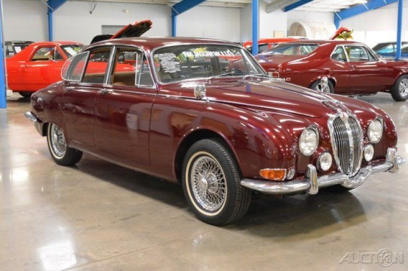 1966 jaguar s type for sale