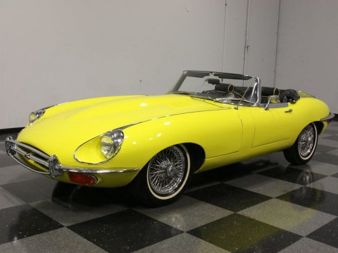 1971 jaguar e type for sale. Black Bedroom Furniture Sets. Home Design Ideas