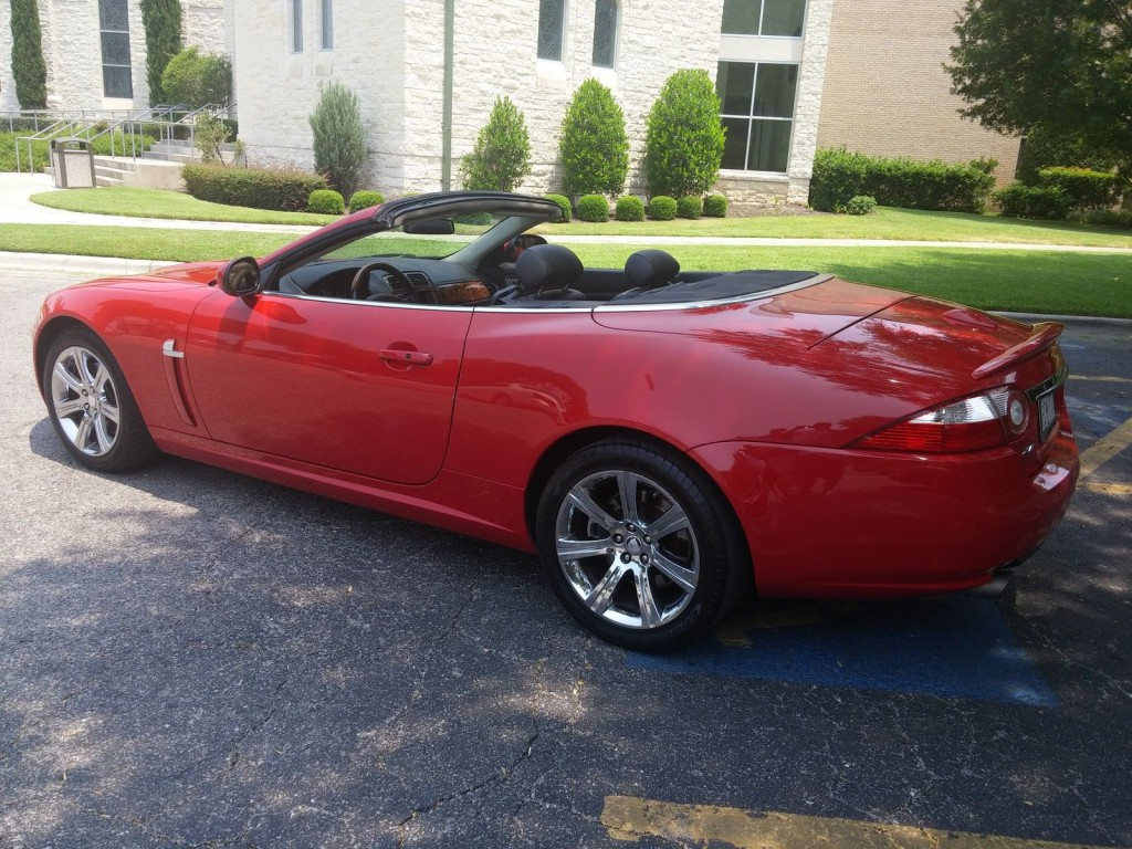 2007 jaguar xk for sale. Black Bedroom Furniture Sets. Home Design Ideas