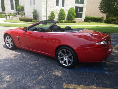 2007 Jaguar XK for sale