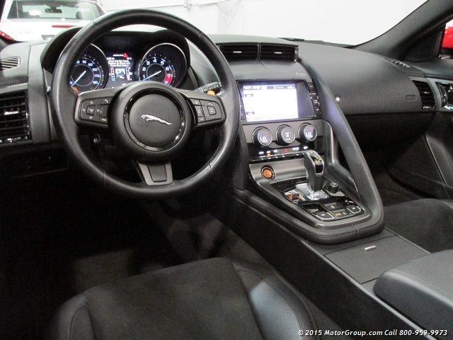2014 Jaguar S