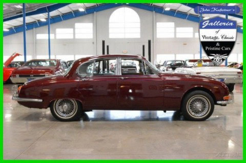1966 Jaguar 3.8 S-Type Sedan for sale