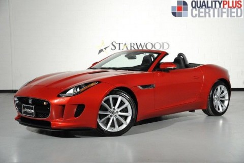 2014 Jaguar V6 S Convertible for sale