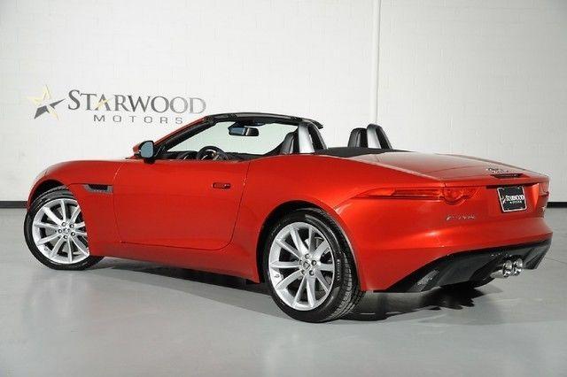 2014 Jaguar V6 S Convertible