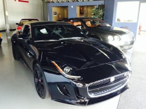 2015 Jaguar F-Type R V8 for sale