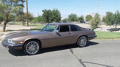 1985 jaguar xjs coupe 350 v8 conversion for sale. Black Bedroom Furniture Sets. Home Design Ideas