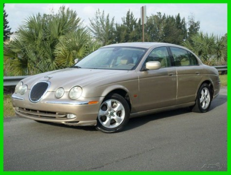 2001 Jaguar S Type 3.0 V6 SEDAN for sale