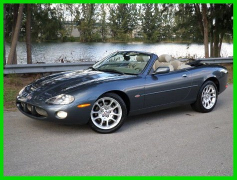 2001 Jaguar XKR Supercharged RARE for sale