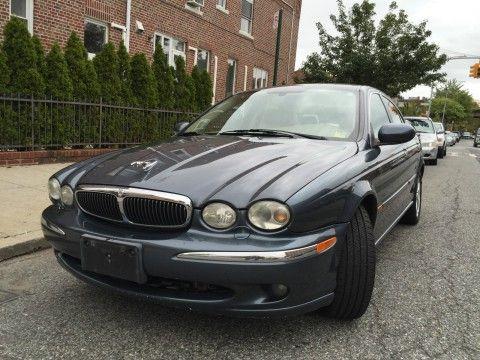 2002 Jaguar X Type for sale