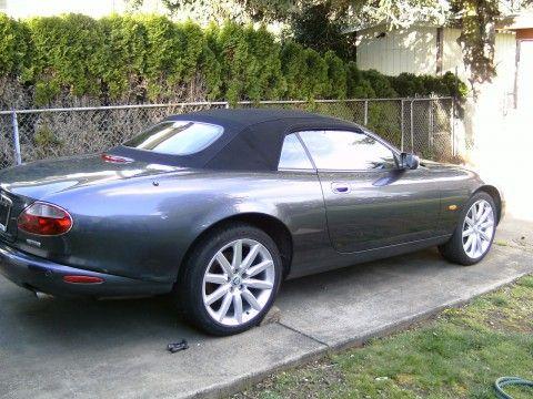 2004 Jaguar XK8 Convertible for sale