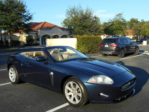 2007 Jaguar XK Convertible for sale