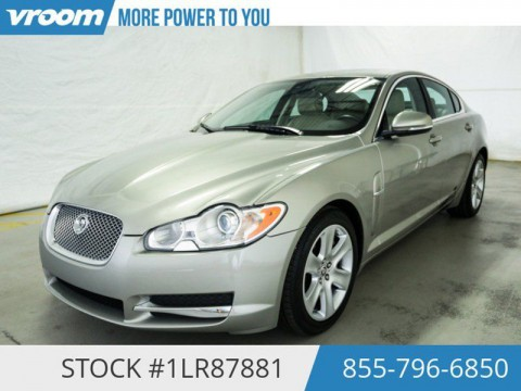 2011 Jaguar XF for sale