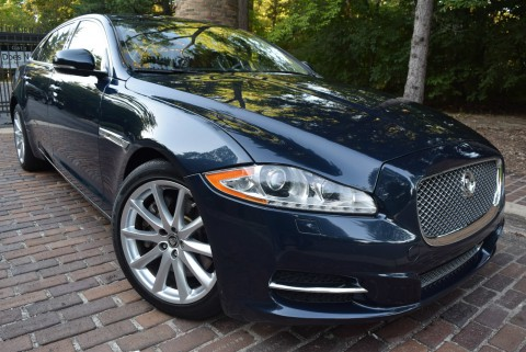 2011 Jaguar XJ (long Wheel Base) EDITION for sale