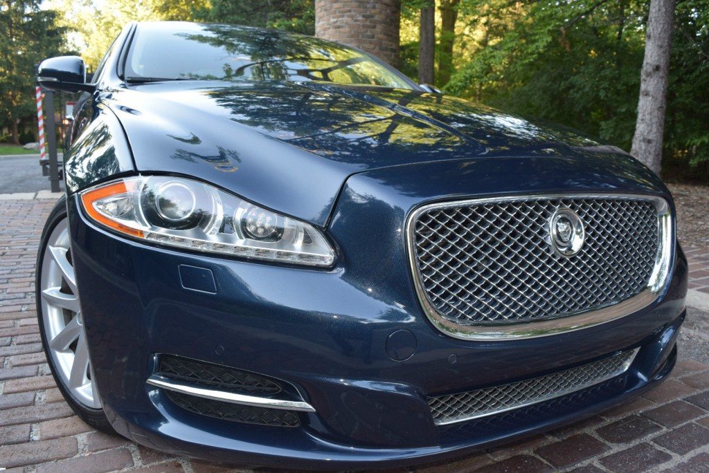 2011 Jaguar XJ (long Wheel Base) EDITION