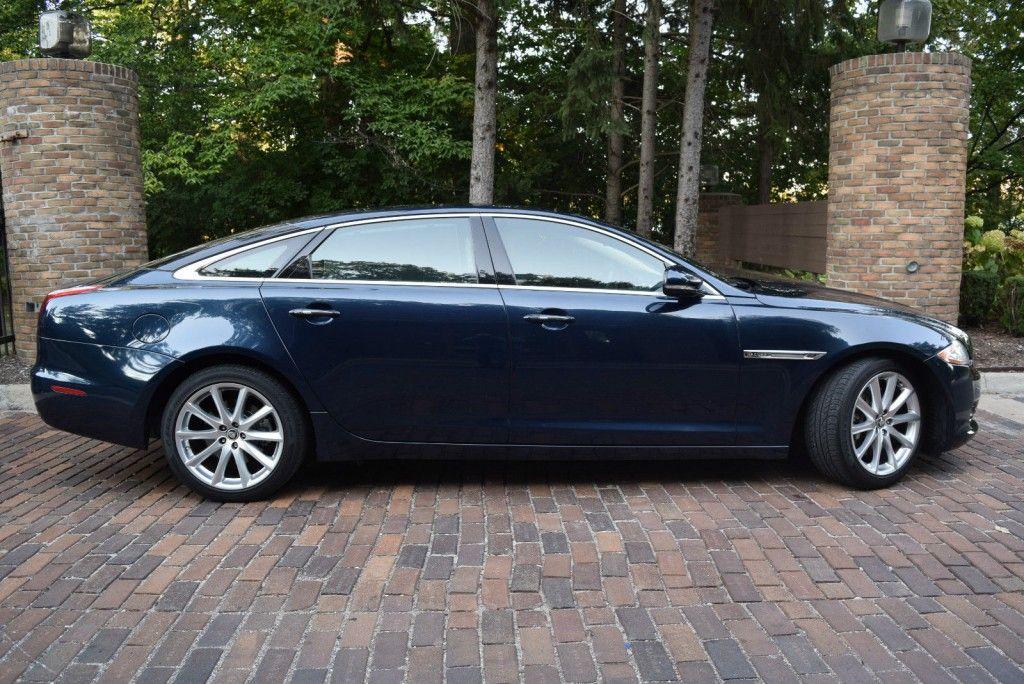 2011 jaguar xj long wheel base edition for sale. Black Bedroom Furniture Sets. Home Design Ideas