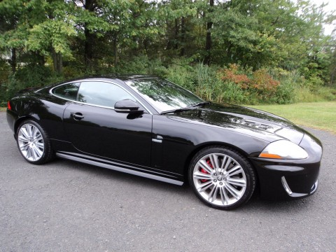 2011 Jaguar XKR for sale