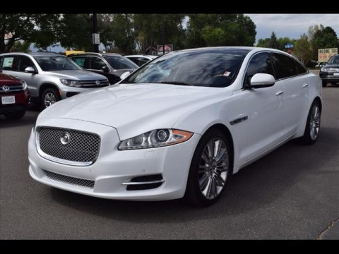 2012 Jaguar XJL Supercharged for sale