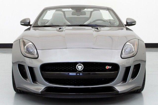 2014 Jaguar V8 S