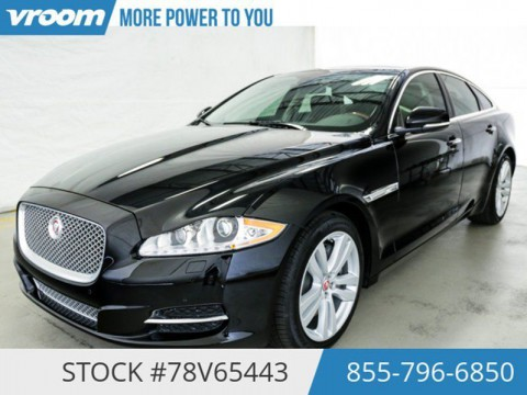 2014 Jaguar XJ for sale