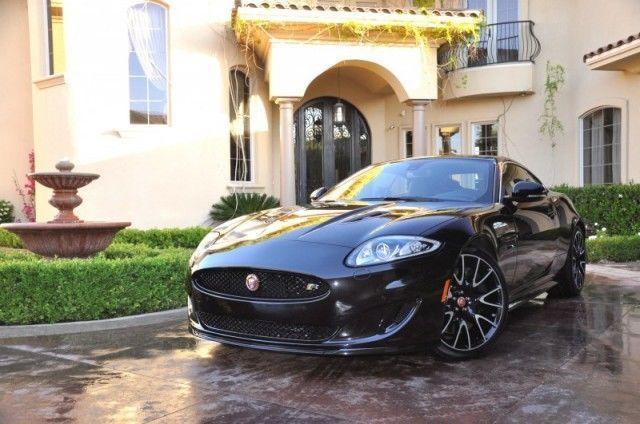 2014 Jaguar XKR Performance Black Dynamic PKG