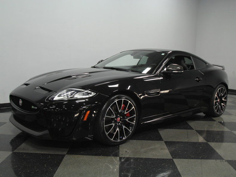 2015 Jaguar Xkr Supercharged For Sale