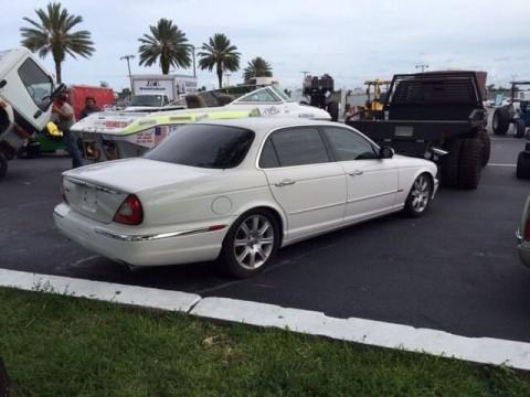 2005 Jaguar XJ8 for sale