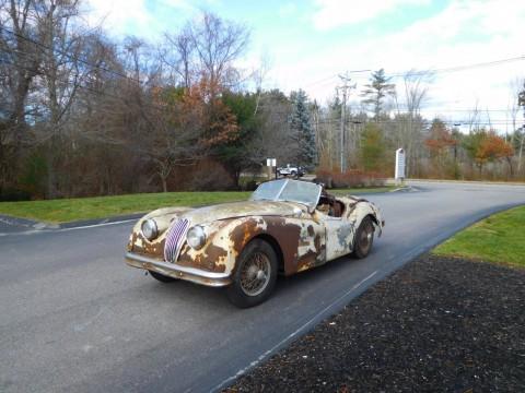 1955 Jaguar XK 140 Roadster for sale