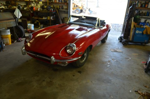 1969 Jaguar E Type XKE for sale