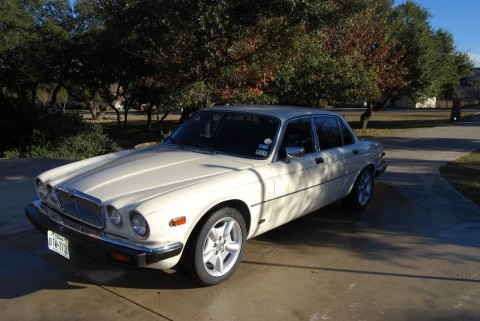 1987 Jaguar XJ6 Series III for sale