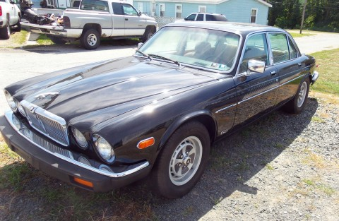 1987 Jaguar XJ6 Sovereign Sedan 4 Door 4.2L for sale