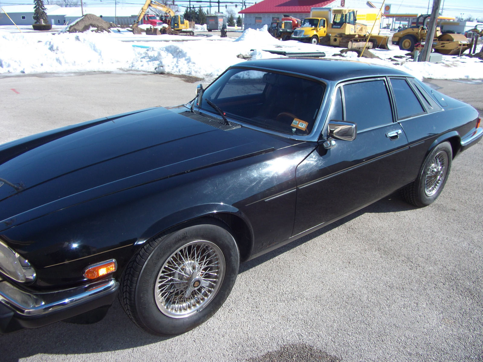 1989 Jaguar Xjs Coupe For Sale