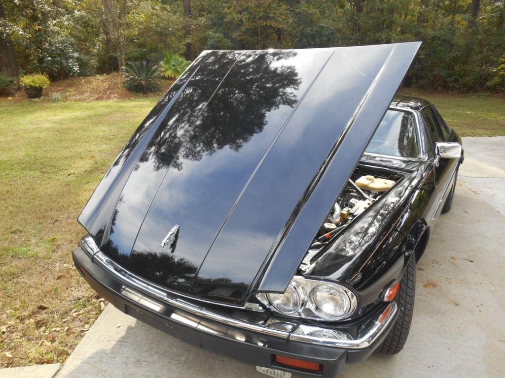 1989 Jaguar XJS CP