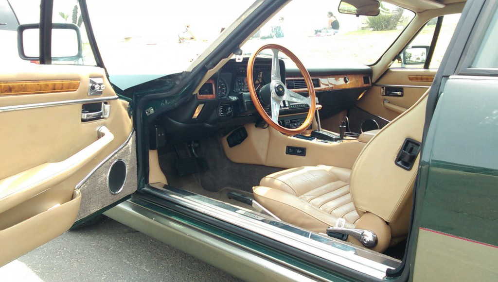 1989 Jaguar XJS TWR V 12 Coupe
