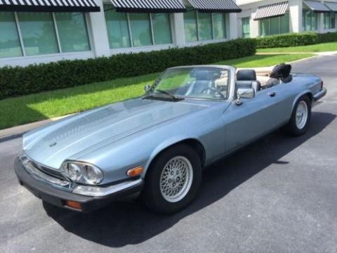 1990 Jaguar XJS V12 Convertible for sale