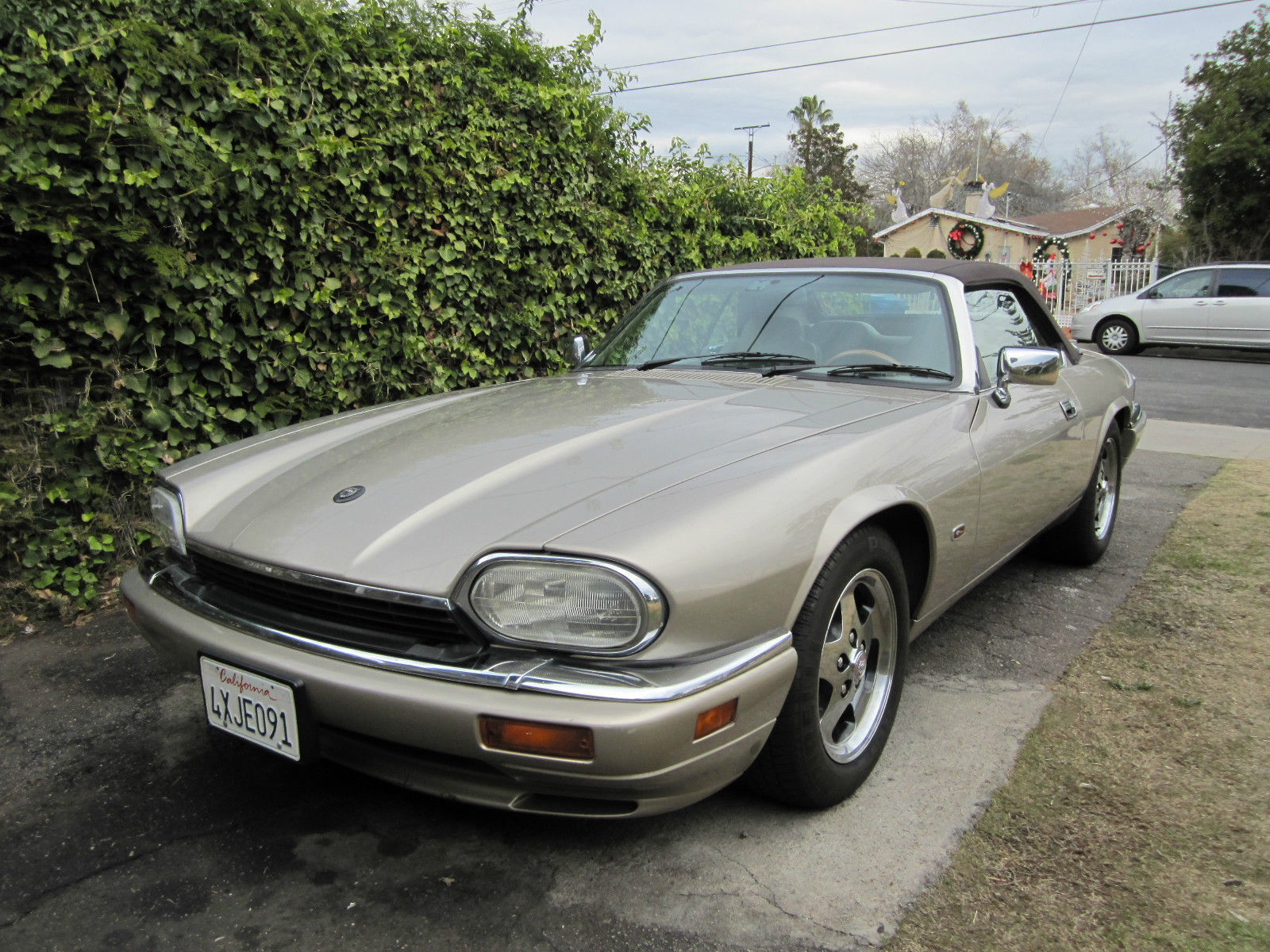 1995 jaguar xjs convertible for sale. Black Bedroom Furniture Sets. Home Design Ideas
