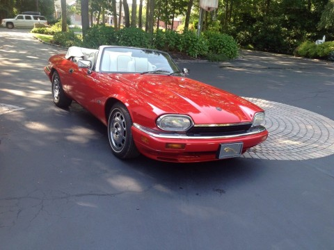 1996 Jaguar XJS 2+2 Convertible 2 Door 4.0L for sale