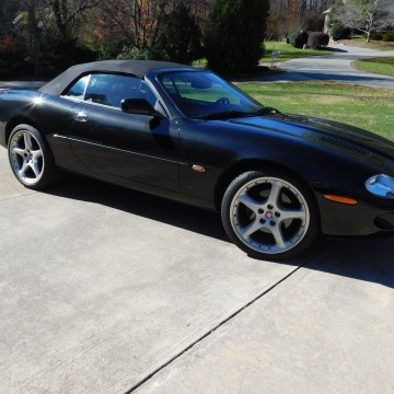 2000 Jaguar XKR Convertible for sale