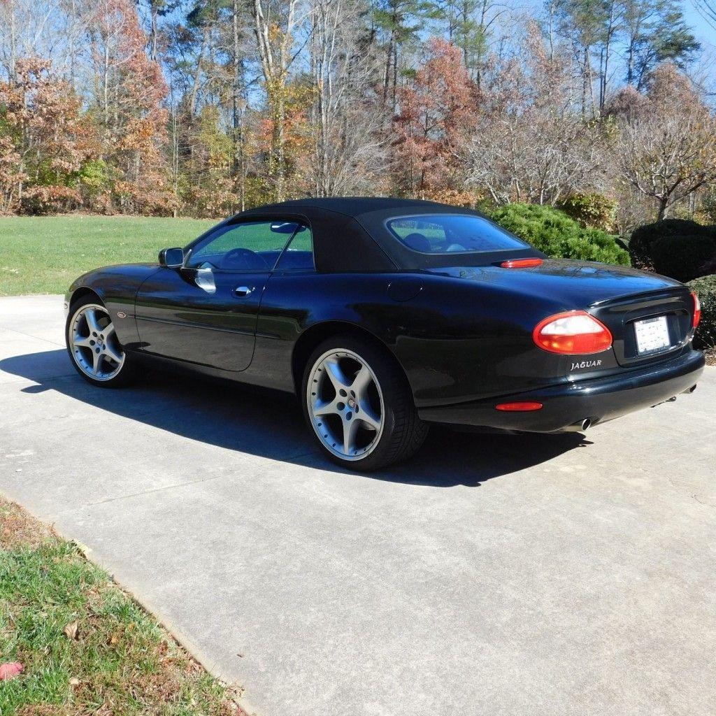 Jaguar Xk Convertible: 2000 Jaguar XKR Convertible For Sale
