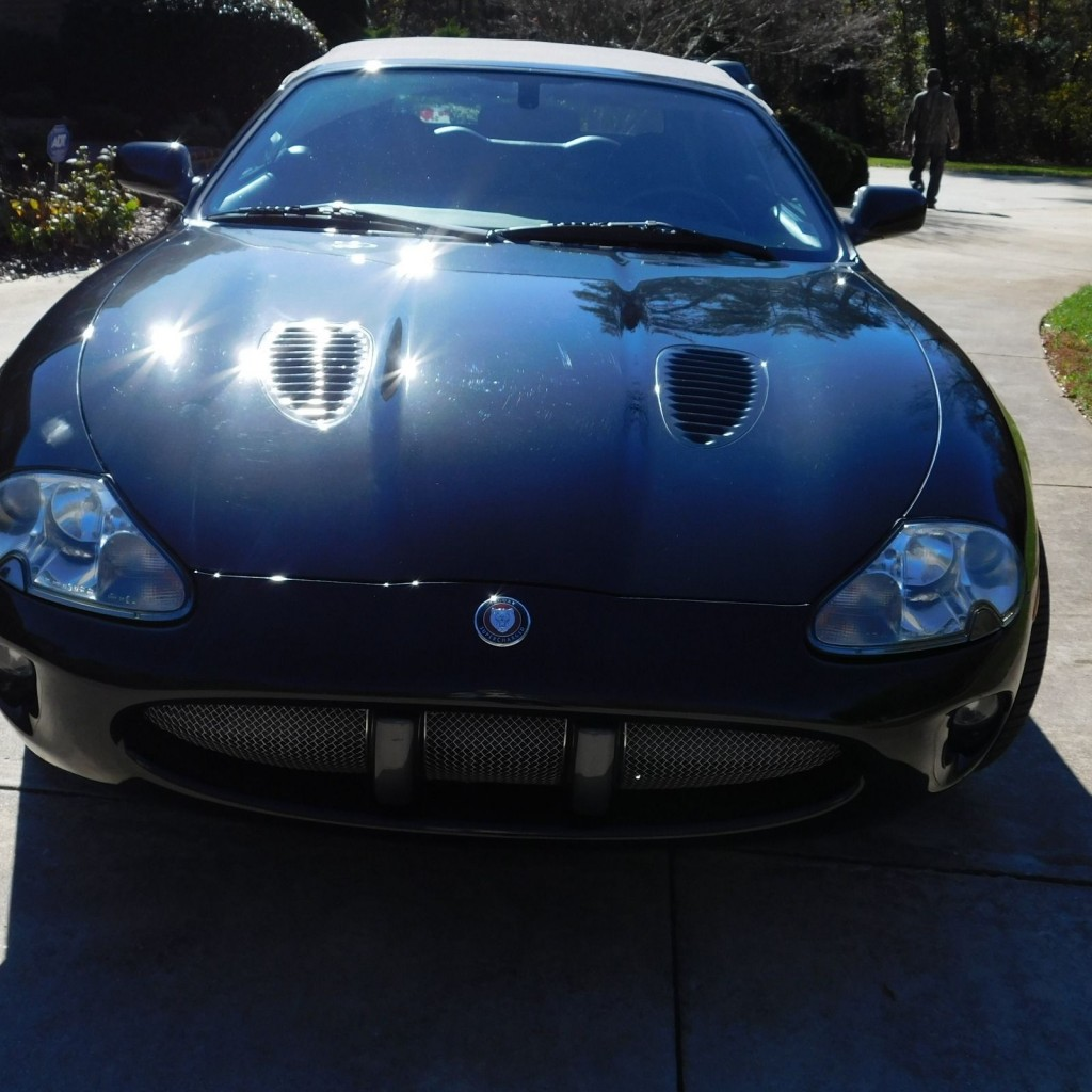2001 Jaguar Xkr For Sale In Tampa Florida: 2000 Jaguar XKR Convertible For Sale