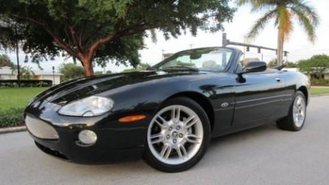 2002 Jaguar XK8 Convertible 4.0L for sale